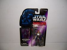 1996 Star Wars Shadows of the Empire Dash Rendar with Heavy Weapons Pack Figure