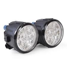 OEM 2X Daytime Driving Running Light 9 LED FOG For Nissan Infiniti NEW L & R