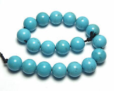 """6"""" Strand SLEEPING BEAUTY TURQUOISE 8mm Round Beads AA NATURAL COLOR /R68"""