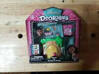 Disney Doorables MOANA'S HUT Set