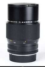 Lens Apo Macro Elmarit R 2.8/100mm  for Leica R  Mint