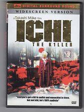 (GW32) Ichi The Killer - 2002 DVD