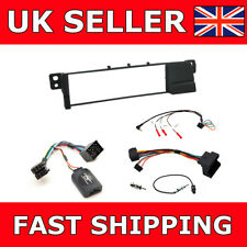 Connects2 CTKBM07 Single Din Stereo Fitting Kit For BMW E46 1998-2005