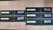 HP 405476-051 240P 2GB 2RX4 PC-2-5300P-555-12-L0 SERVER ECC MEMORY SAMSUNG