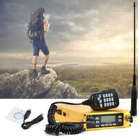 TC-B25W Mobile Transceiver VHF/UHF 2M/70CM Built-in 12000mAh Battery Ham Radio