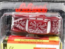 Schuco B66045725 Piccolo Mercedes MB 300 D Adenauer 2000 1/90 OVP 1401-17-23