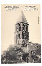 st-laurent-en-brionnais  église paroissiale