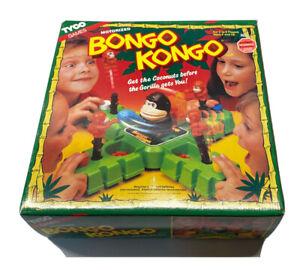 1989 Tyco Ideal Motorized Bongo Kongo Battery Operated Game