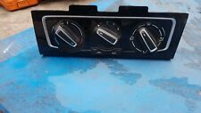 VW POLO  2014 - HEATER CONTROLS 6C0820045A