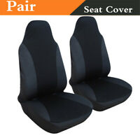 2PCS Classic Style Car Front Seat Cover Fit For Most Car Accessories Protector