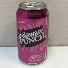 Authentic Delaware Punch INDIVIDUAL UNOPENED 12-oz CAN Not Vintage/Expired ‼HTF‼