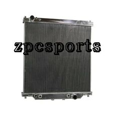 Ford F250 w/6.0L Powerstroke Engine AT Aluminum Radiator 2003-2007 04 05 06