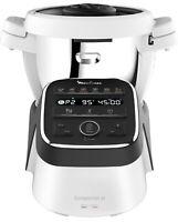 NEUF VAL 700€ Robot cuiseur MOULINEX COMPANION XL Noir HF808800 Garantie 2 Ans