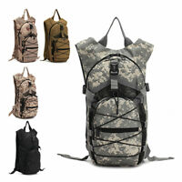 Tactical Backpack Hiking Outdoor Military Pack Camping Army Tracking Travel Bag