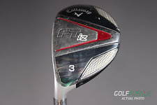 Callaway FT-iZ Hybrid 3 21° Stiff Left-Handed Graphite Golf Club #2426
