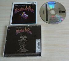 CD ALBUM BEST OF LES GRANDS SUCCES DE MANITAS DE PLATA 20 TITRES 2001 ESSENTIELS
