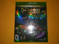 Rocket League: Ultimate Edition (Xbox One) BRAND NEW Factory Sealed Car Soccer