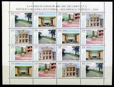 Equatorial Guinea Guinea Ecuatorial 2006 tourism architecture 1997-2000 KB MNH