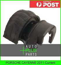 Fits PORSCHE CAYENNE - Bush For Front Sway Bar Stabiliser Bush Rubber
