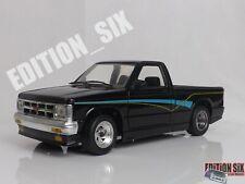 Revell Metal 1/24 1993 Chevrolet S10 Gmc Syclone Classic American Truck Black