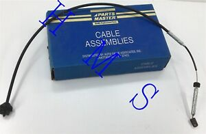 ACCELERATOR CABLE CA8415 PARTS MASTER BRAND FITS CHRYSLER CORDOBA DODGE DIPLOMAT