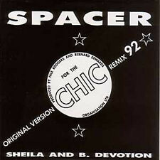 CD Single SHEILA & B. DEVOTION - CHIC Spacer 92 Remix 2-TRACK CARD SLEEVE NEW