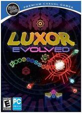 Luxor Evolved (PC, 2012) *New,Sealed*