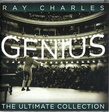 Genius: The Ultimate Ray Charles Collection ( CD ) NEW