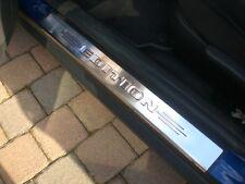 Einstiegsleisten Dacia DUSTER mit Prägung  4 teilig aus Edelstahl