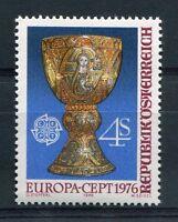 AUTRICHE 1976, timbre 1345, EUROPA, ARTISANAT, neuf**