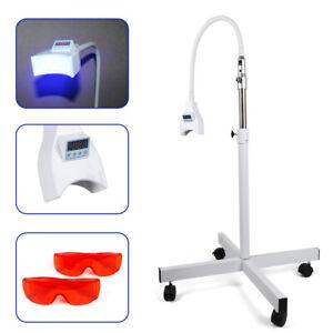 Dental Oral Care Teeth Whitening LED Lamp Bleaching Accelerator Blue Light AU