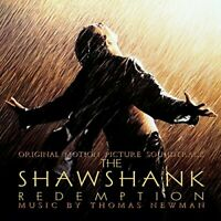 Original Soundtrack - Shawshank Redemption [180 gm 2LP black vinyl]