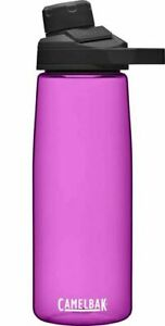 Camelbak Chute Mag 25oz Water Bottle Lupine Purple Magnetic Quick Stow Cap New