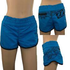 Jetpilot Ladies Bandana Boardie Boardshort Short Size 10 Blue