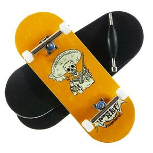 P-REP Bandito - Solid Performance Complete Wooden Fingerboard - 34mm x 97mm
