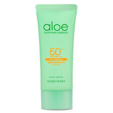 [Holika Holika] Aloe Waterproof Sun Gel SPF 50+ PA++++ / Korean Cosmetic
