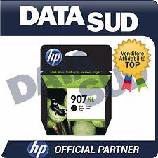 CARTUCCIA HP 907 XL ORIGINALE BLACK NERO INK-JET PER HP OfficeJet Pro 6960..