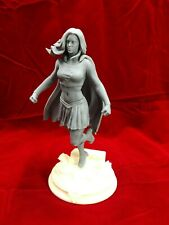 Supergirl Fan Art / Resin Figure / Model Kit-1/8 scale.