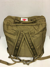 US Military Mass Casualty First Aid Kit Bag Backpack - 6545-01-526-0423 - COYOTE