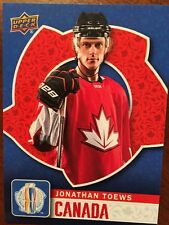 2016 UD World Cup Of Hockey Jonathan Toews WCH-1