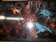 Space Hulk Games Workshop Nuovo sigillato Warhammer 40K