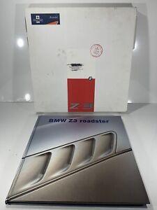 BMW Z3 Roadster Dealer Showroom Hardback Limited Edition Launch Book Brochure