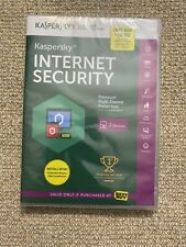 Kaspersky Internet Security 3-Devices Privacy Macs/PCs/Mobile/iOS & Windows NIP