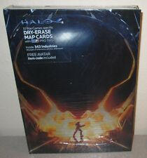 HALO 4 Factory SEALED NEW Strategy Guide w/Dry-Erase Map Cards MLG Pro Tips FPS