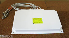 Cisco air-ant2566p4w - Dual Band Access point 2.4 GHz 6 dBi 5 GHz 6 DBI ANTENNA
