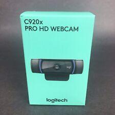 Logitech C920X Pro HD Webcam READY TO SHIP IN HAND
