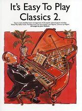 Music Sales Noten & Songbooks mit Klassik für Klavier