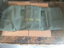 MILITARY SURPLUS CANVAS CASE STAKE BAG SM-D-561896