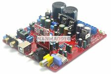 Decoder Board AK4399 + WM8805 + PCM2706 + OPA627AU DAC w/Coaxial & Optical & USB