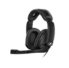 NEW Sennheiser GSP 302 Closed Back Gaming Headset for PC, Mac, PS4 and Xbox One